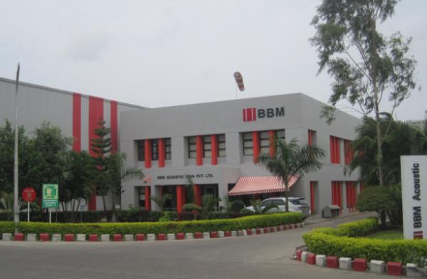 BBM Acoustic India Pvt Ltd.
