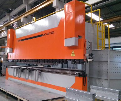 CNC Bending Machine (7500 mm width)